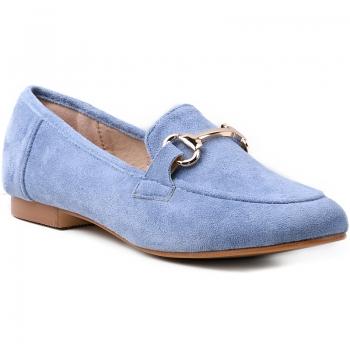 MOKASINKE T391 BLUE